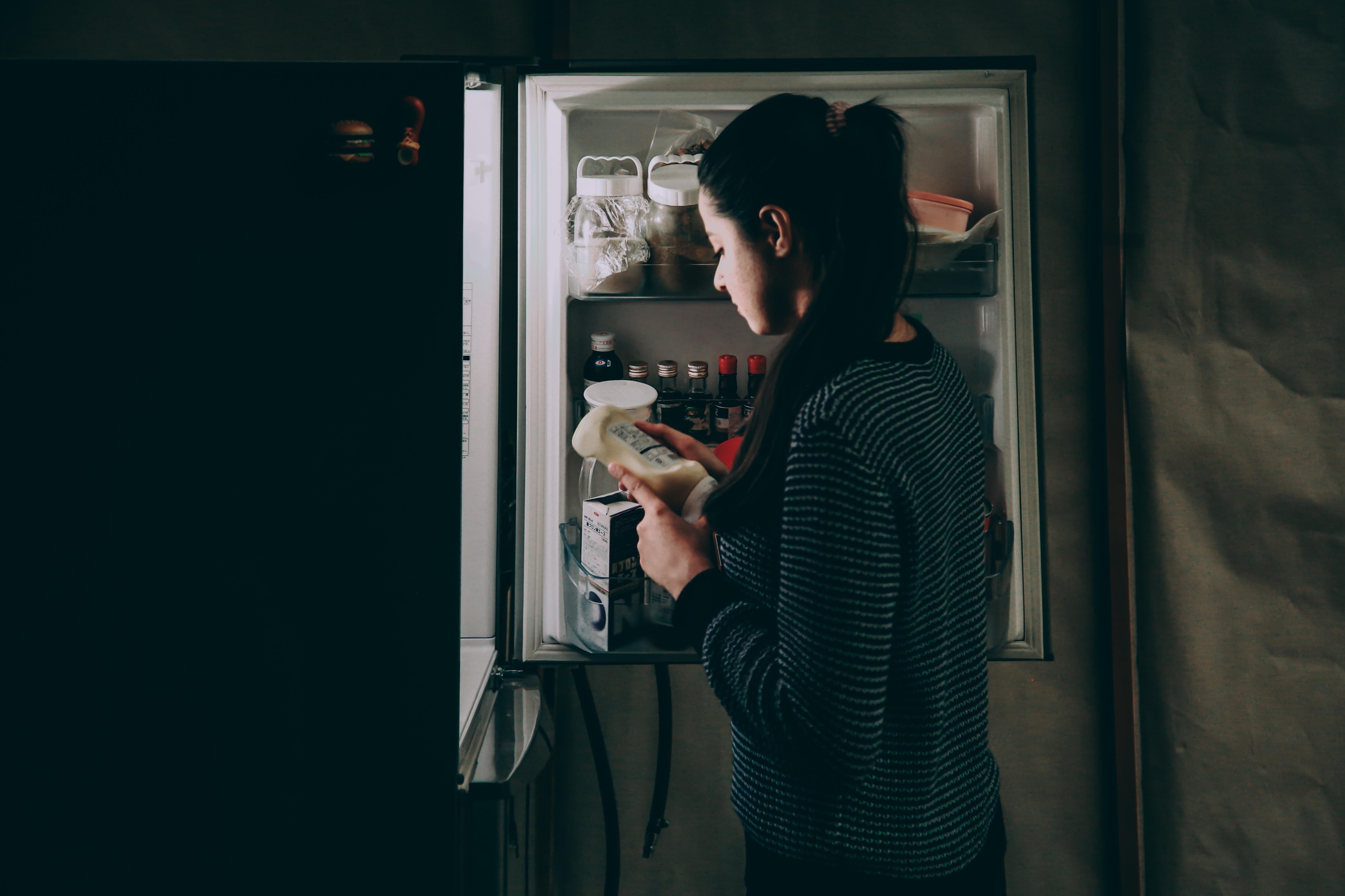 冷蔵庫ありきの生活