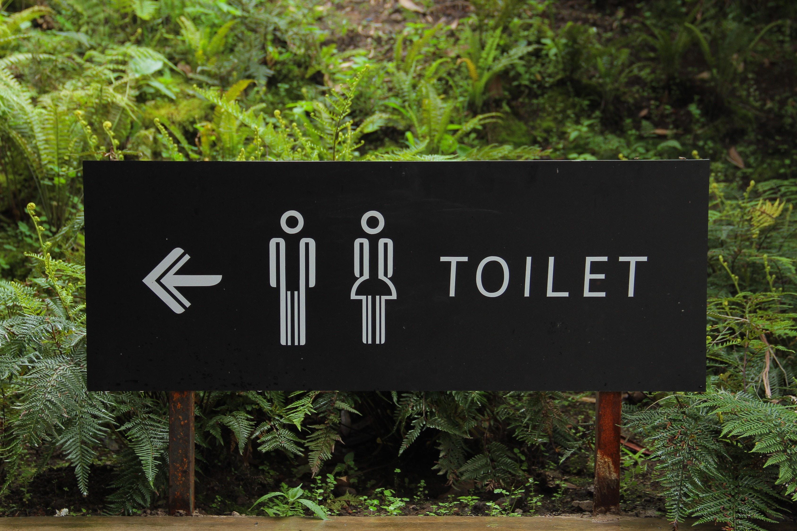 トイレ収納について