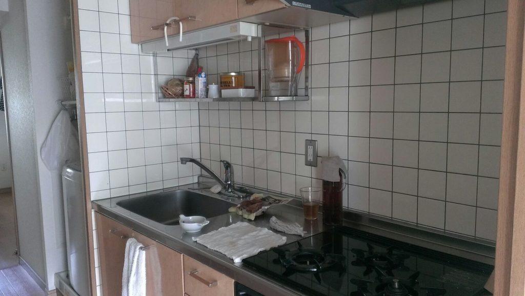 台所アフター