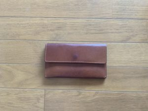 カタカナのお財布