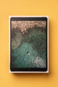 iPad 箱