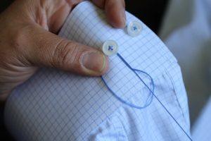洋服の予備ボタン2