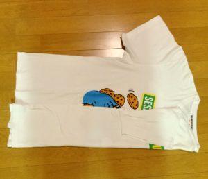 Tシャツのたたみ方2