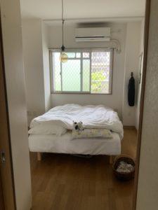 ビフォアー寝室