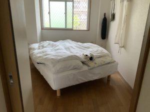 ベッドの移動