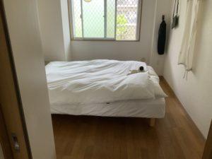 寝室アフター